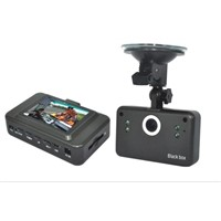 HD 1280*720 2.5 Inch TFT Car Recorder Mini DVR P3000