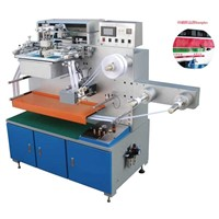 HL-116 Label Screen Printing Press