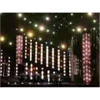 Hanging LED Curtain