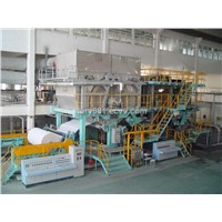 High Speed Tissue and Toilet Paper Machine