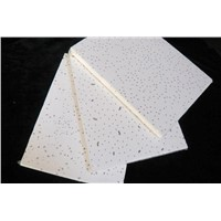 Home Decoration Ceiling T Bar & Mineral Fiber Board