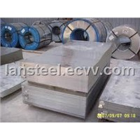 Hot-Dip Galvanized Steel Plate/Sheet