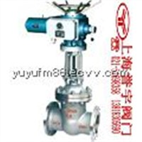 U.S. Imports of Electric Valve Flange Valve