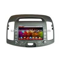 In-Car GPS for Hyundai & Elant