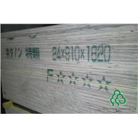 JAS Certificate Plywood
