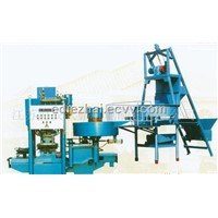 Concrete Terrazzo Tile Making Machine (JS-600)