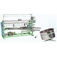 Straight Burr & Twill Cloth -Rolling Machine (JX-170B)