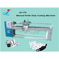 Manual Knife Strip Cutting Machine (JX-170)