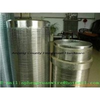 Johnson screen,oil sieve tube