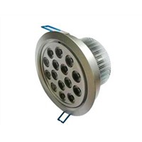 LED Ceiling Spotlight with 85 to 265V AC Voltages