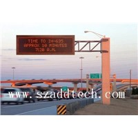 LED  Message Display Board