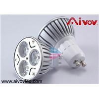 LED Spot light LED replacement bulb LED Lamp cup 3*1W S007-1
