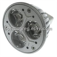 LED Spotlight 3x1W MR16 Top Factory Standard