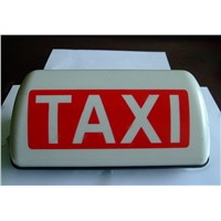 LED Taxi Sign