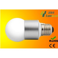 LED Ball Bulb G50 4W AC100-250V