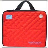 "Laptop cooling pad with handle 10""&13"""