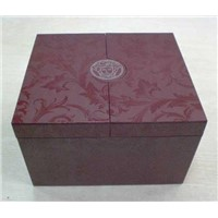 Luxury wine boxes with high quality