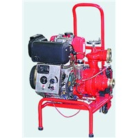 Marine Diesel Engine Fire Fighting Pump
