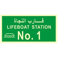 Marine Safety Signs