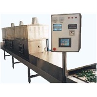 Microwave Tea Drying and De-Enzyming Equipment