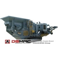 Mobile Vsi Crushing Plant
