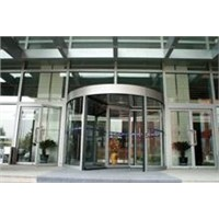 Offer luxury 3 wing automatic revolving door