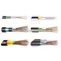 Outdoor Fiber Optical Cable