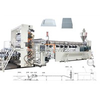 PC,PP,PE Sheet Production Line