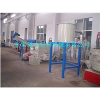 PE, PP film washing production line