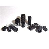 Pin- Hex Socket Set Screw Cup Point