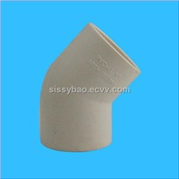 PVC 45Degree Elbow-PVC Pipe Fitting