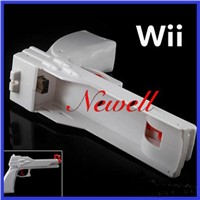 Pistol Light Gun for Nintendo Wii Remote Shooting Game
