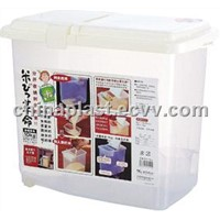 Plastic Rice Storage Containers (BY-3009)