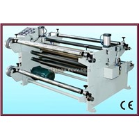 Pre-glued Sticky Roll Film Foam Tape Laminator Machine