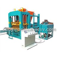 cement  and automatic Brick Making Machine (QT9-15)