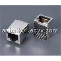 RJ-45 with Integrated Transformer
