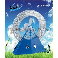 Rechargeable Multi-Purpose Fan SLT-5580