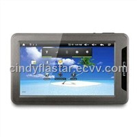 Rockchips 2818 Tablet PC with 2,800mAh Battery and Supports G-sensor