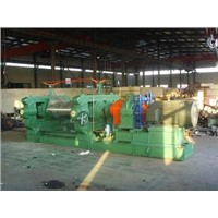 Rubber and Plastic Mixing Mill