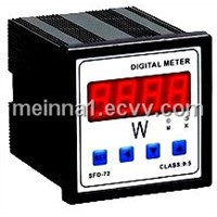 SFD-72X1-P Three-Phase Digital Power Meter