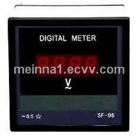 SFD-96-3-U One-Phase Digital Voltmeter