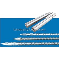 Screw Barrel for PVC, PE, PP