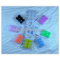 Soft Silicone Earplug Cushions