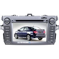 Special Car DVD Player For Toyota-COROLLA With GPS, IPOD, Bluetooth