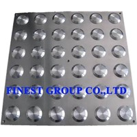 Stainless Steel Tactile tile