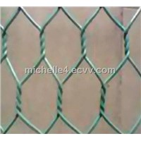 Stainless steel or PVC coated Hexagonal Wire Mesh