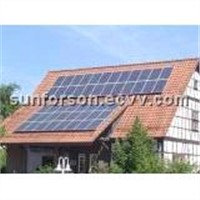 Supply Solar Roof Mounting