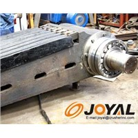 The JOYAL Jaw Crusher for sale