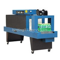Thermo shrink packaging machine model