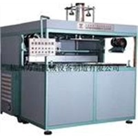 Thick sheet forming machine